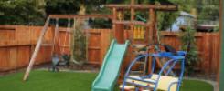 Детская площадка во дворе частного дома 10 интересных фото