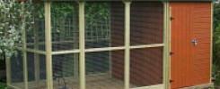 Голубятни и вольеры для голубей своими руками - 10 фото
