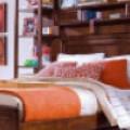 Кровать с подголовником полкой. 8 лучших моделей