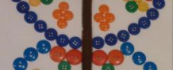 Поделки в садик из пуговиц. 12 лучших идей для творчества