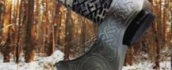 ТОП 10 самых красивых ручек для топоров. Фото уникальных топорищ