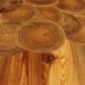 Декор деревянного пола. 12 фото идей как красиво украсить