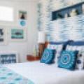 Полки над кроватью: 10 классных идей для СПАЛЬНИ – фото