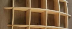 Полочки на стену своими руками из фанеры: 10 фото