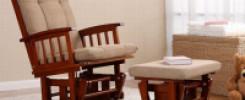 Форма кресла качалки: рассмотрим 10 видов (фото-обзор)