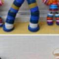 Игрушки (из пуговиц) своими руками для детей. 9 лучших задумок