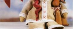 Дед мороз из МЕШКОВИНЫ: 10 самодельных поделок