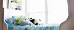 Кровать на подоконнике. 10 фото очень уютных дизайна