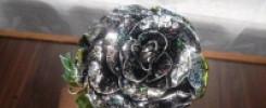 10 фото роз из пластиковой бутылки. Удивительные поделки
