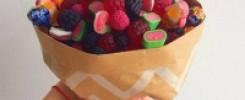 9 фото Букетов из мармеладок фото. Просто-быстро-сладко!!!