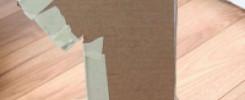 Пиньята из картонный коробки: 10 фото - своими руками