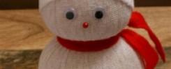 Из чего можно сделать снеговика своими руками. 12 неожиданных идей! Фото