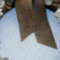 Изделия из мешковины. 12 необычных поделок своими руками (+фото)