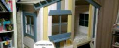 Кроватки домики для МАЛЬЧИКОВ: 10 фото моделей