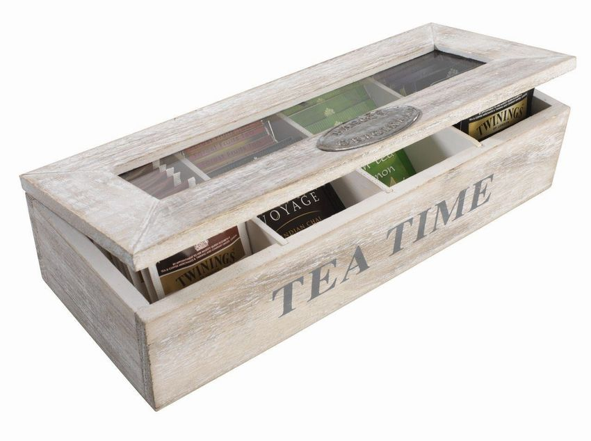 контейнер для чая в пакетиках