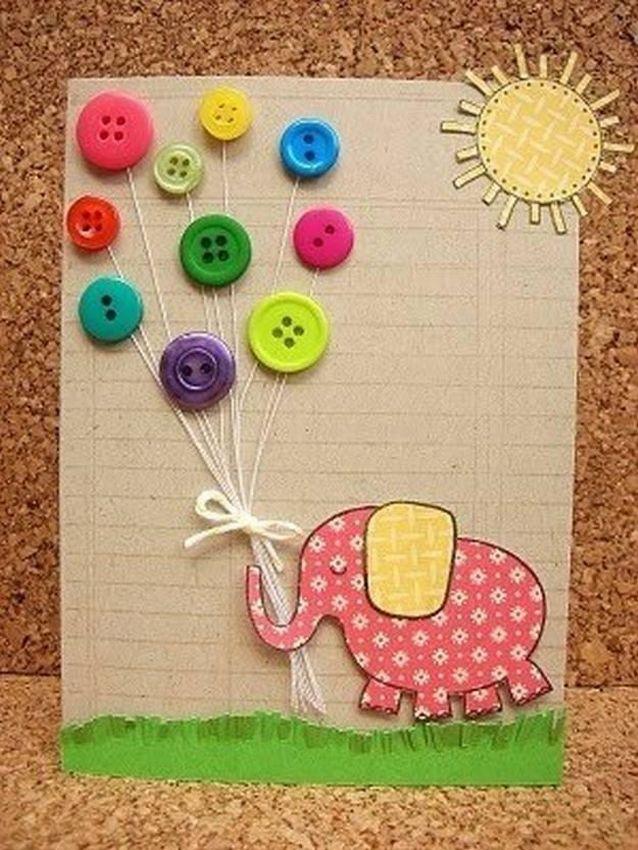 Чудотворец, открытки на день рождения поделки с ребенком