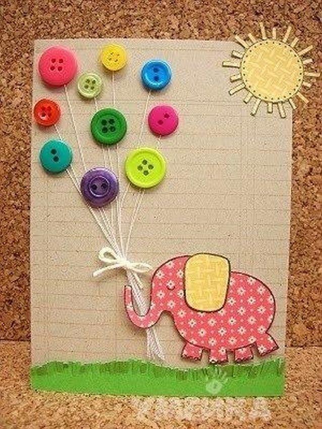 Надписями, идеи для открыток для малышей
