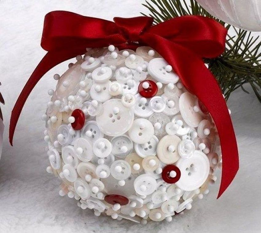 поделка новогодний шар своими руками фото подойдут бумажные фотообои